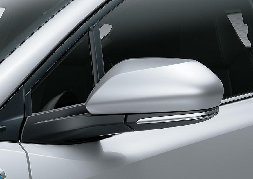 Outer Mirror With Side Turn Signal Lamp